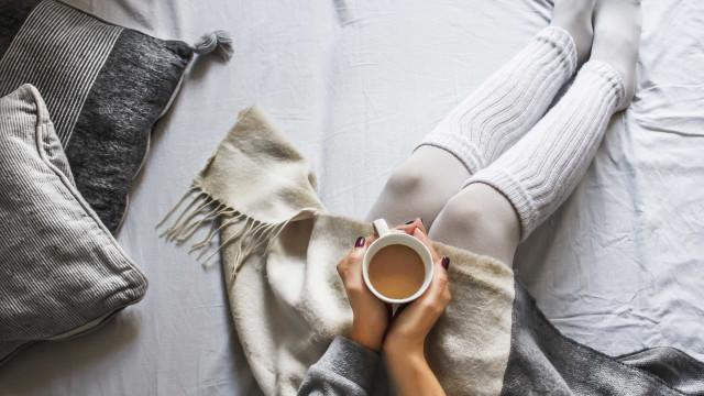 10 formas de não sentir frio (sem ter o aquecimento no máximo)