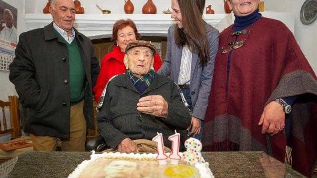 Morreu, aos 113 anos, o homem mais velho do mundo