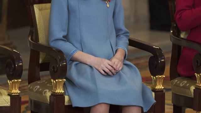 Aos 12 anos, princesa Leonor já é um símbolo de elegância na monarquia
