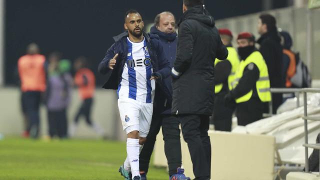 """Paulinho e o título do FC Porto: """"É um sonho realizado para mim"""""""