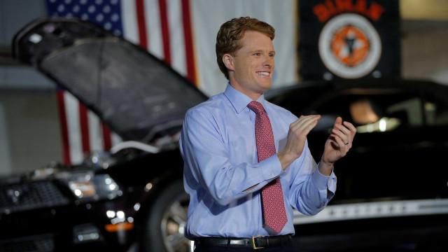 Há um novo Kennedy em ascensão entre os democratas nos EUA