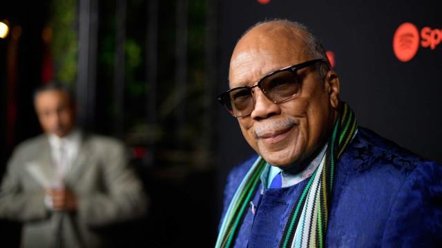 """Aos 84 anos, Quincy Jones revela ter """"22 namoradas"""""""