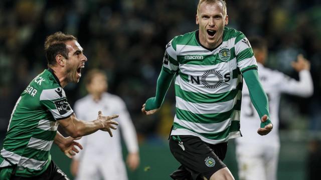 Atraso de Mathieu custou multa de quase seis mil euros ao Sporting
