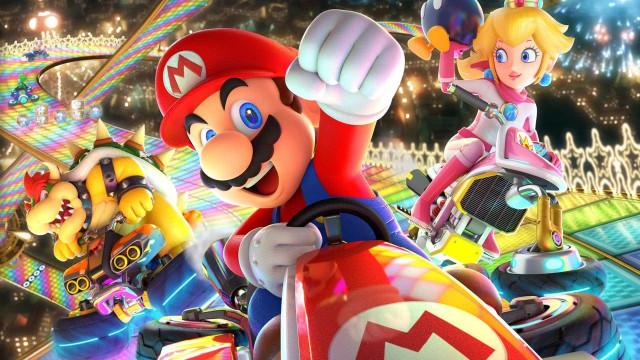 'Mario Kart' está a caminho dos smartphones