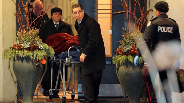 """""""Matou a mulher e suicidou-se"""", diz familiar do casal mais rico do Canadá"""