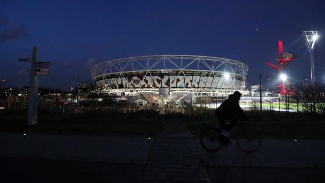West Ham pode jogar restantes jogos da temporada à porta fechada