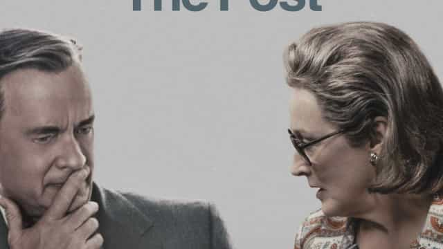'The Post' é o filme dos Óscares mais visto em Portugal