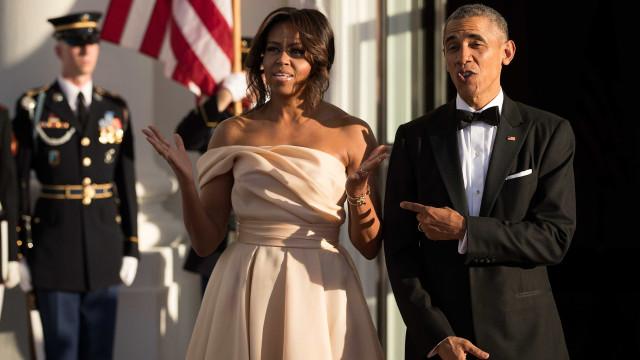 Michelle conta que Barack Obama ficou com o pior quarto da casa