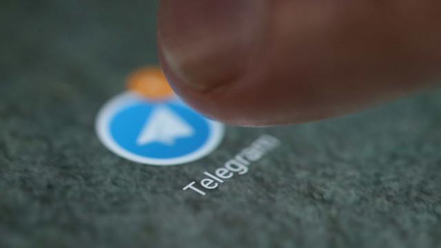 A Telegram foi banida da App Store
