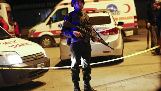 Explosão ouvida na capital turca junto ao parlamento