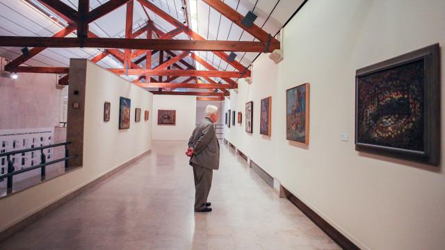 Pedro Gomes expõe desenhos a partir de hoje no Museu Vieira da Silva