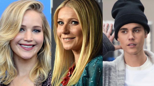 Descubra quais são os prazeres inconfessáveis das celebridades