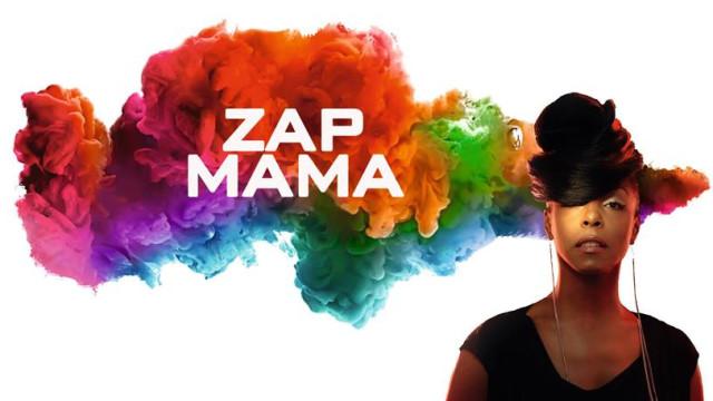 Zap Mama abre ciclo 'Mundos' no Teatro da Trindade