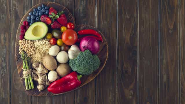 Estes são os melhores alimentos para o seu coração