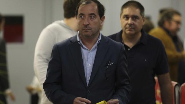 """Bruno Costa Carvalho promete """"programa de governação"""" para o Benfica"""