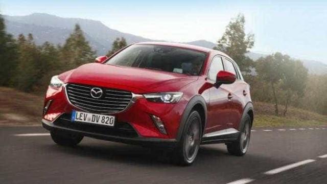 Mazda apresenta o seu novo 'prodígio': O CX-3