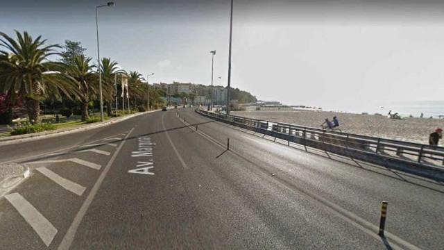 Marginal cortada ao trânsito em Oeiras a partir das 17h de sábado