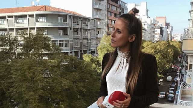 Carolina Patrocínio indignada com uso indevido de lugares para grávidas