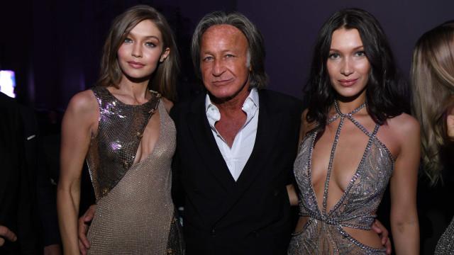 Pai de Bella e Gigi Hadid acusado de violação por modelo