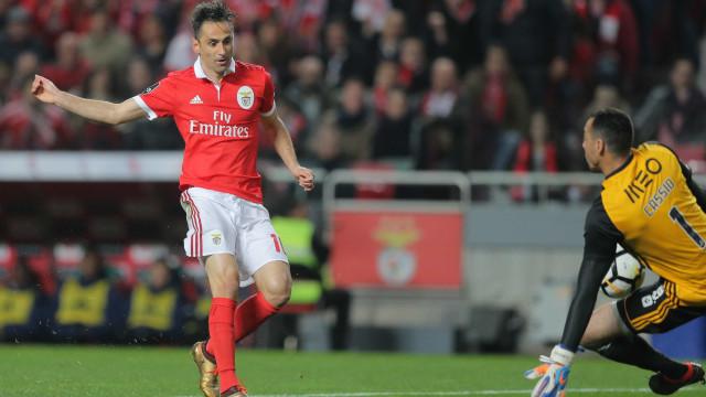 Segunda parte demolidora vale 'remontada' ao Benfica