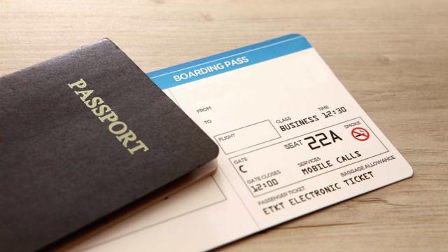 Encontrou bilhete de avião com 19 anos e ainda o conseguiu usar