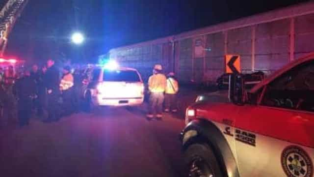 Colisão entre dois comboios nos EUA faz pelo menos dois mortos
