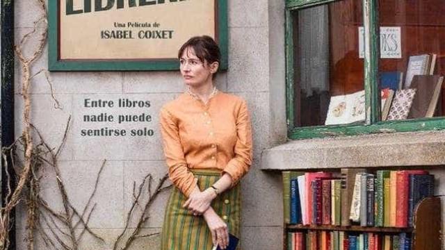 'La librería' vence melhor filme nos Prémios Goya