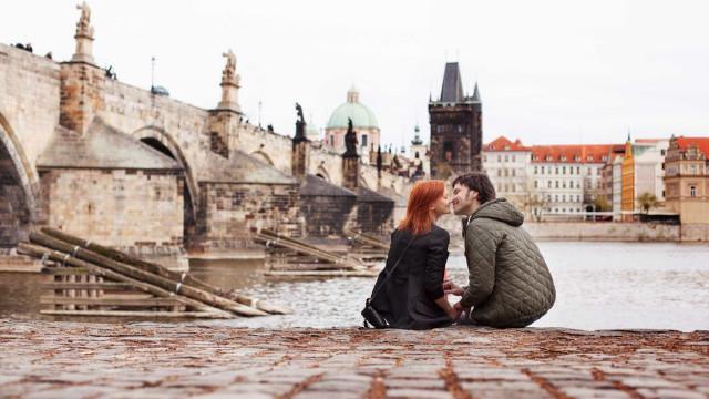 Os destinos mais românticos do mundo para celebrar o São Valentim