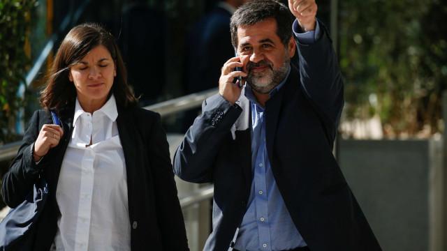 Supremo espanhol mantém prisão de Jordi Sánchez