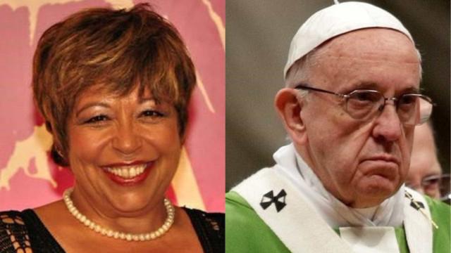Maria Vieira volta às polémicas: Atriz arrasou o Papa Francisco