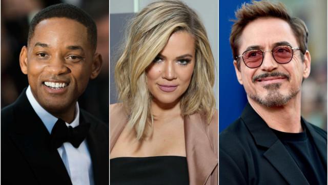 Os inacreditáveis crimes das celebridades