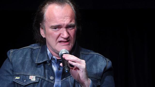 Recuperada entrevista polémica de Tarantino onde defende Polanski