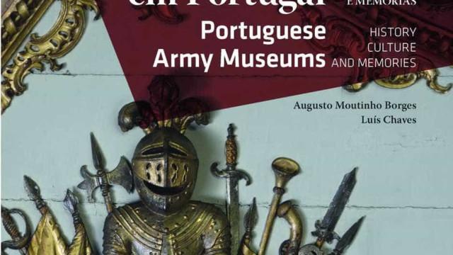 Não conhece os museus militares de Portugal? Este livro vai ajudá-lo