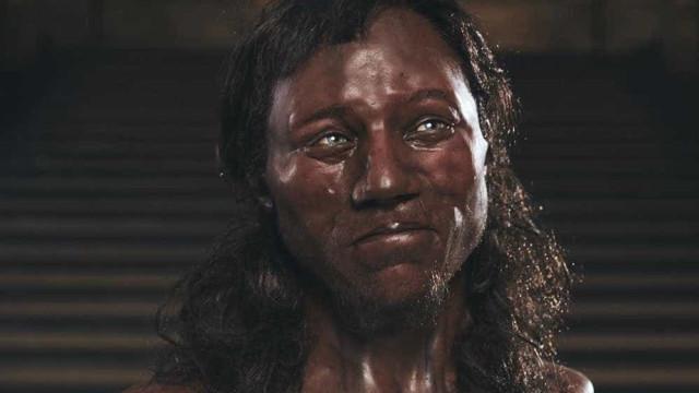 Há 10 mil anos britânicos tinham olhos azuis e pele escura