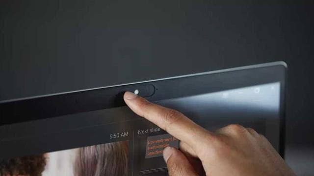 Os novos HP têm um (importante) pormenor que assegura privacidade