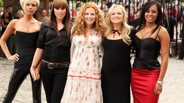 Revelado outro motivo que reuniu as Spice Girls recentemente