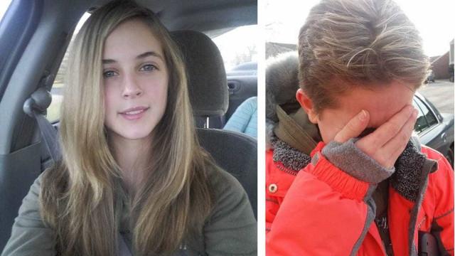 Obriga filha a cortar cabelo depois de mãe deixá-la fazer madeixas