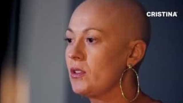 """Rebeca diz que o filho entrou em """"pânico"""" ao saber que ela tinha cancro"""