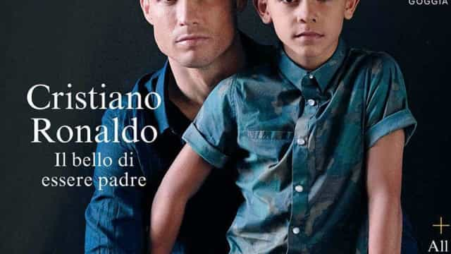 """Cristiano Ronaldo: """"Ser pai foi a melhor coisa que me aconteceu"""""""