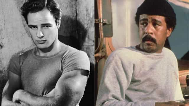 Viúva de Richard Pryor confirma romance do ator com Marlon Brando