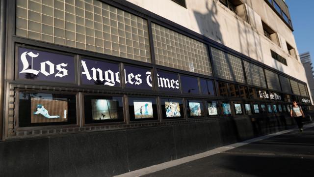 Multimilionário compra Los Angeles Times por 500 milhões de dólares