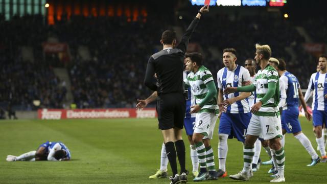 Ao minuto: Tudo sobre o Clássico entre FC Porto e Sporting