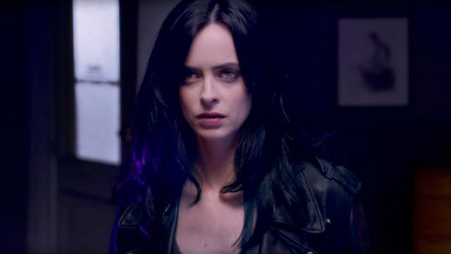 'Jessica Jones' terá direito a uma nova temporada