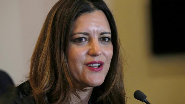 Marisa Matias 'aponta o dedo' a Bruxelas e defende políticas portuguesas