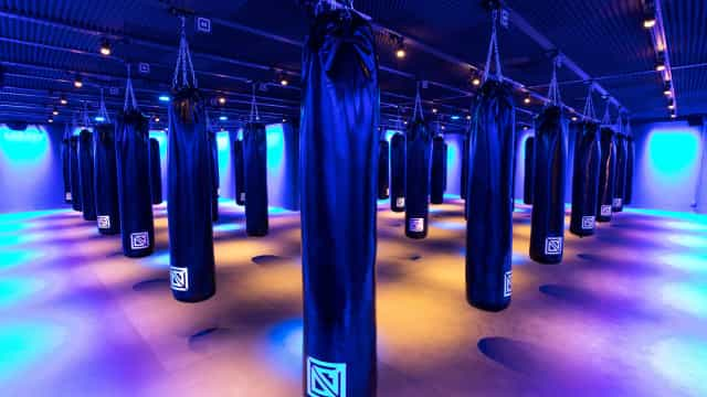 No The Code, o conceito de ginásio foi reinventado