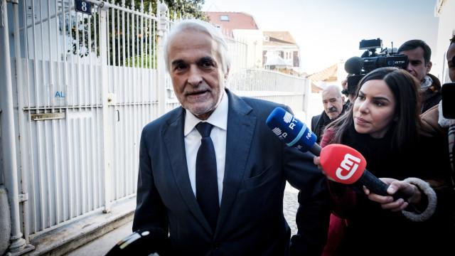Operação Marquês: Rui Rangel declara-se impossibilitado de julgar recurso