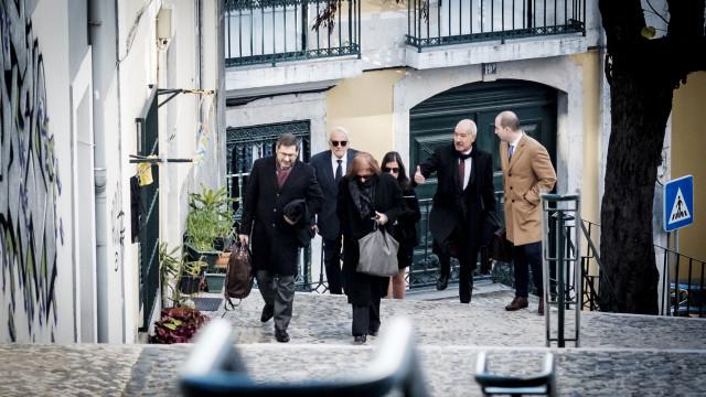 Inquérito: Rui Rangel e Fátima Galante em silêncio. Amanhã regressam