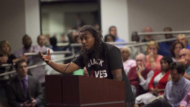 Ativista anti-racista do Black Lives Matter assassinado a tiro