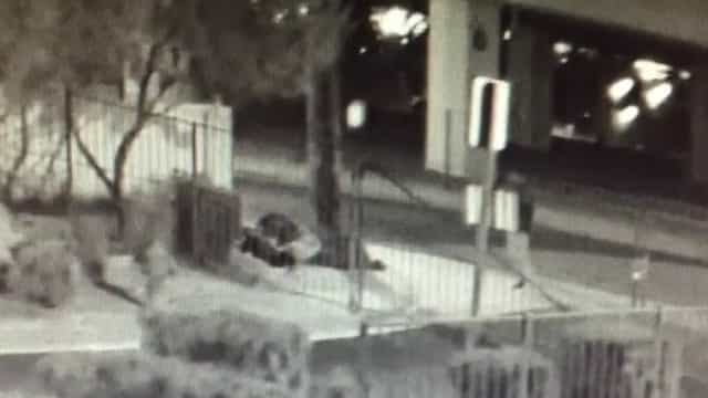 Polícia pede ajuda para encontrar homem que baleou quatro sem-abrigo