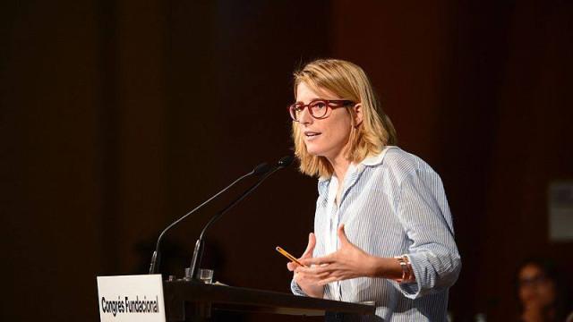 Elsa Artadi apontada como 'sucessora' de Puigdemont